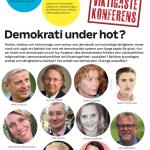 DemokratiAkademins konferens den 30 januari 2018 – Köp biljetter nu!
